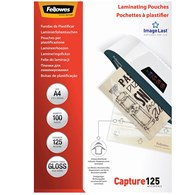 Folie do laminacji Fellowes PREMIUM ImageLast™  125 mik