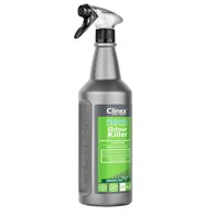Preparat do neutralizacji zapachów CLINEX Nano Protect Silver Odour Killer 1L 70-351, green tea